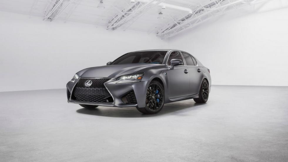 Lexus dejará de fabricar el GS