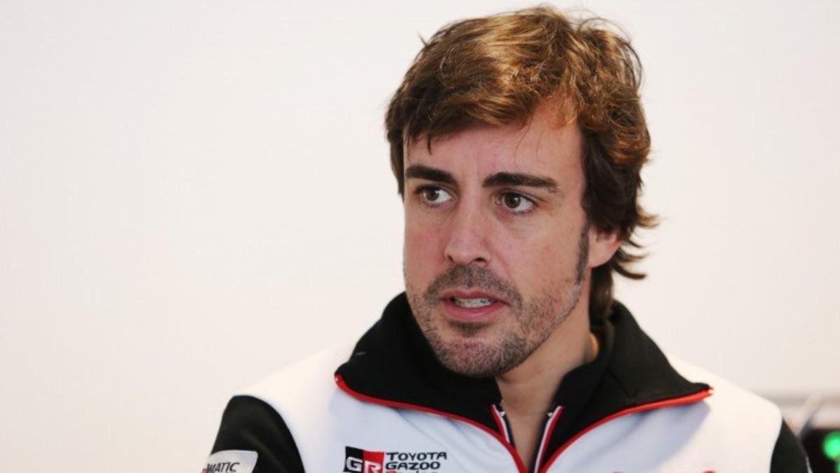 Alonso sobre Le Mans