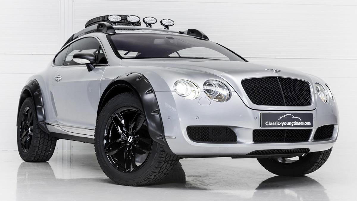 Bentley Continental GT 'Off-Road'