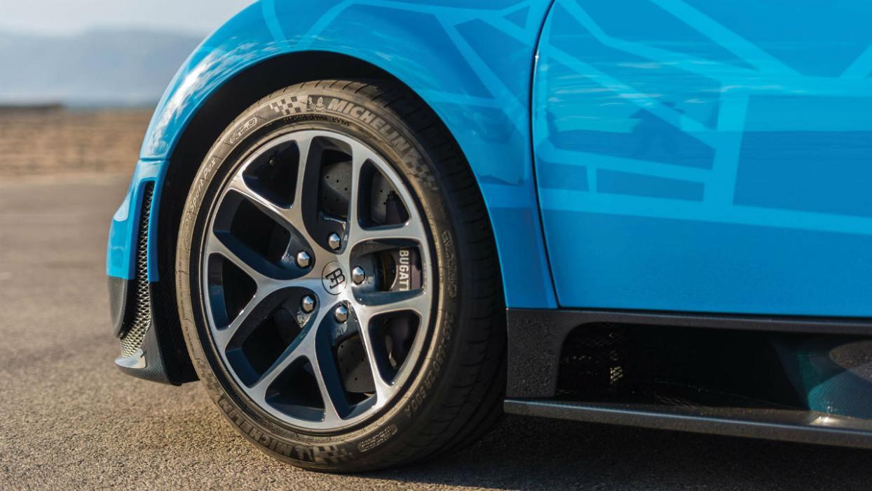 Bugatti Veyron de Transformers