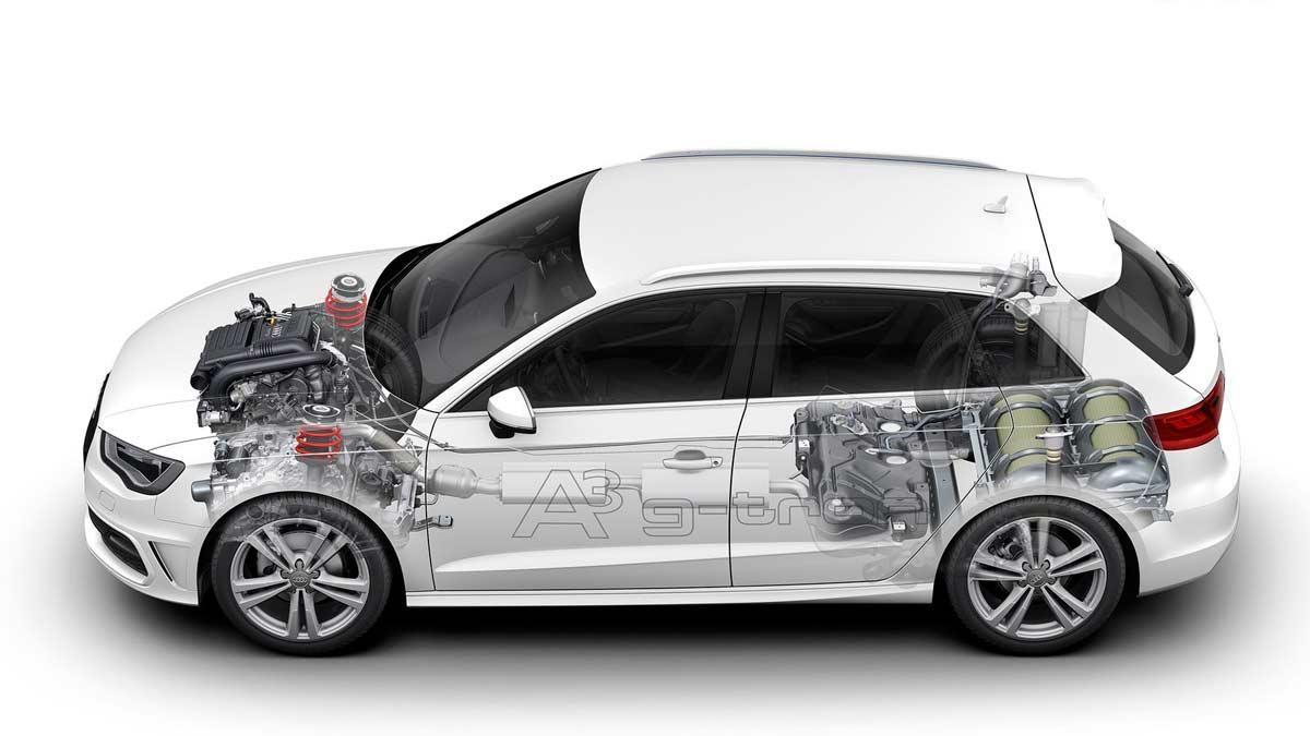 e-combustible Audi