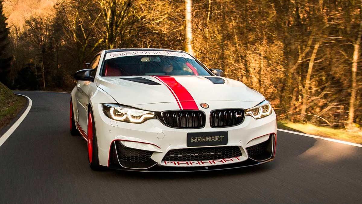 deportivo preparaciones lujo altas prestaciones BMW M4