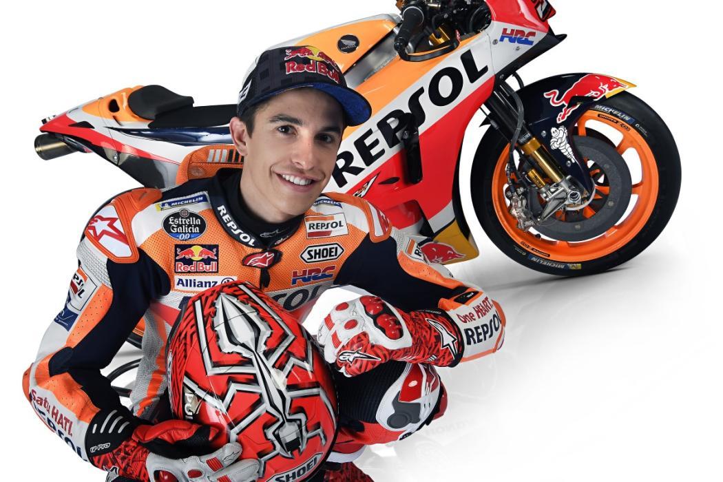 Marc Márquez y sueldo a partir de MotoGP 2019