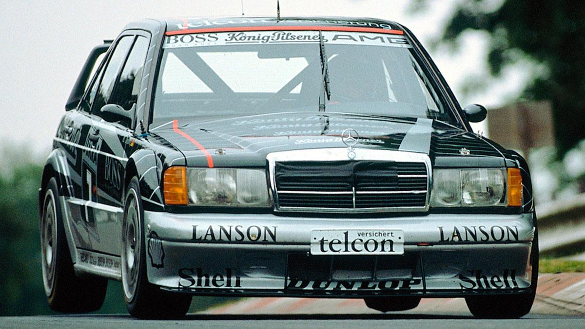 Mercedes 190 E 2.5-16 Evolution II DTM
