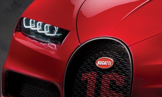 Nuevo Bugatti