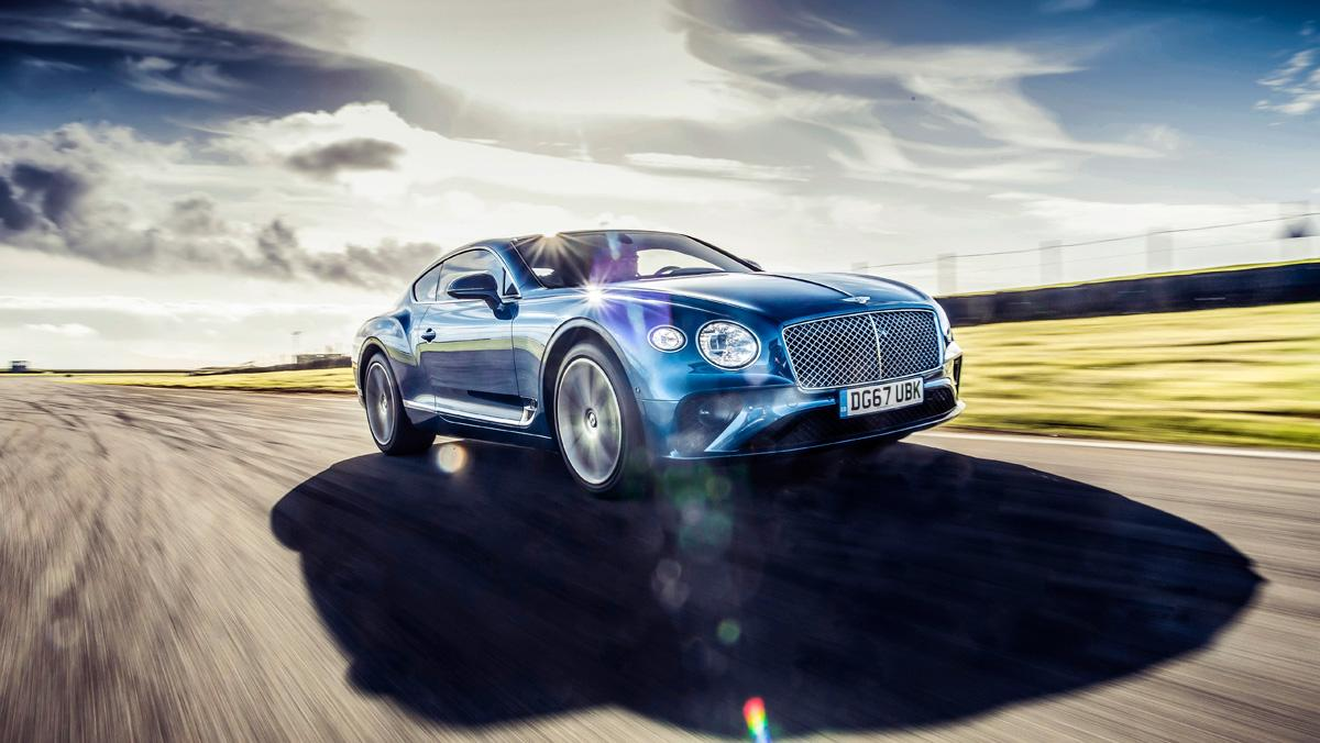 Prueba Bentley Continental GT