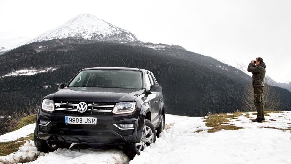 Prueba Volkswagen Amarok