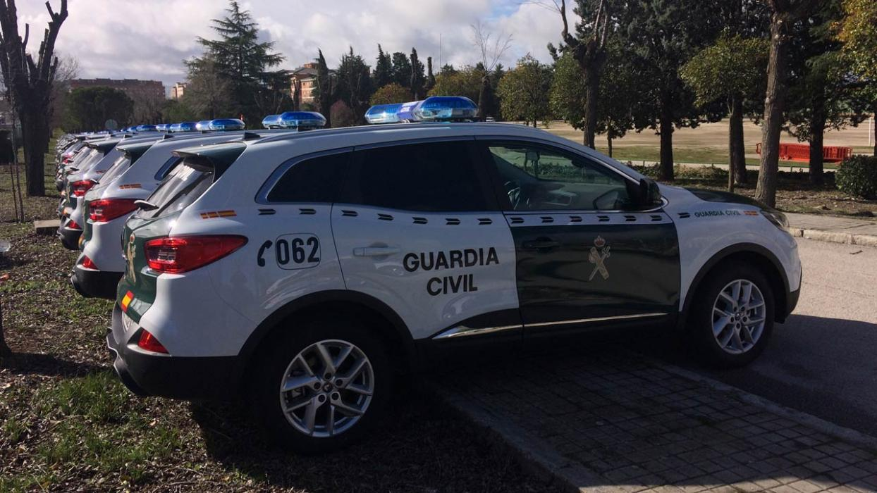 Renault Kadjar Guardia Civil