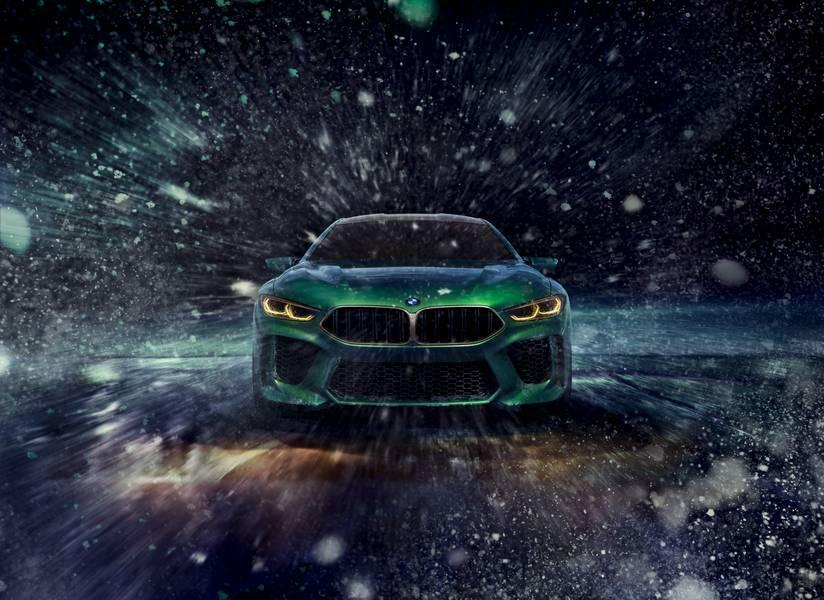 Rivales nuevo BMW Serie 8