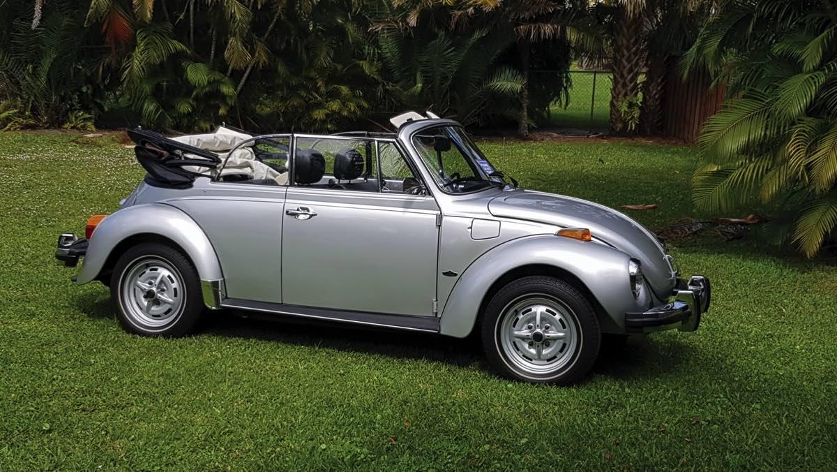 Volkswagen Beetle Super Cabriolet