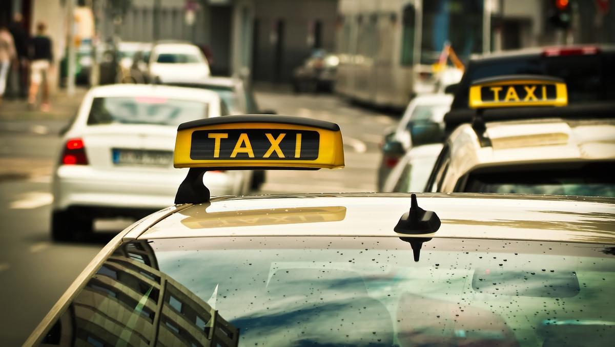 Una yaya, una taxi y 100.000 euros