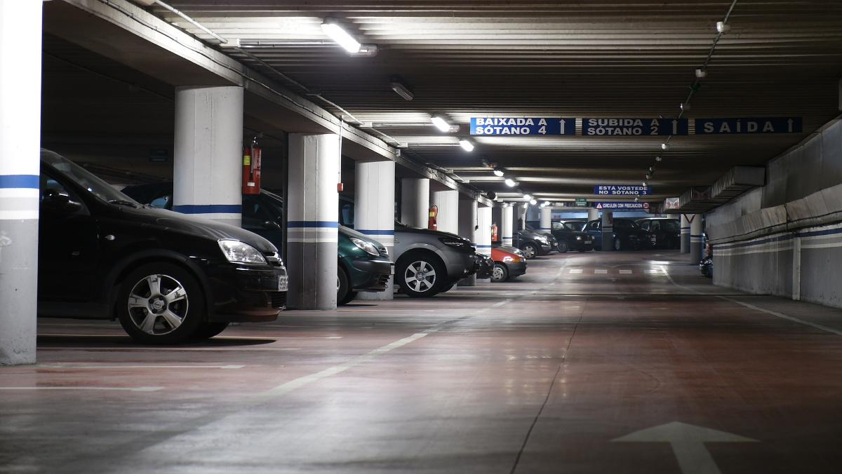 28.000 eurazos por aparcar