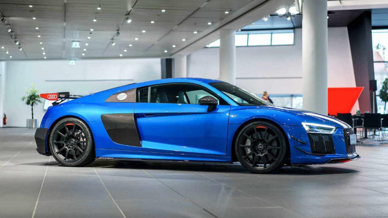 Audi R8 V10 Plus Performance Parts