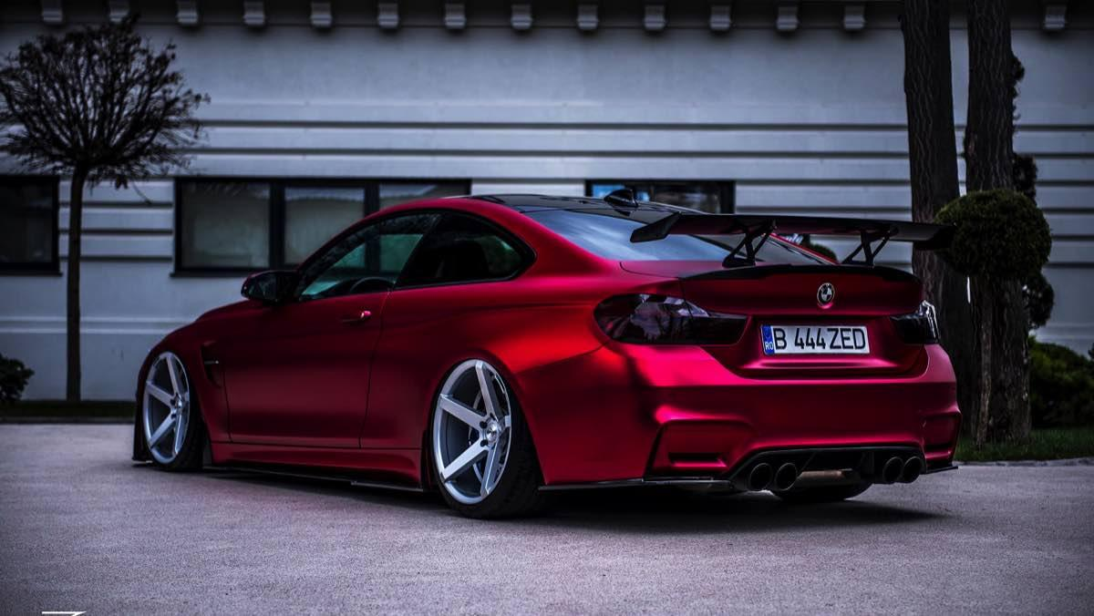 BMW M4 Z-Performance