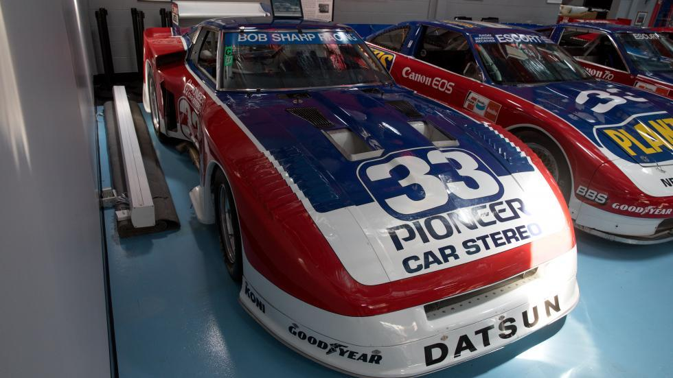 Los coches de carreras de Paul Newman