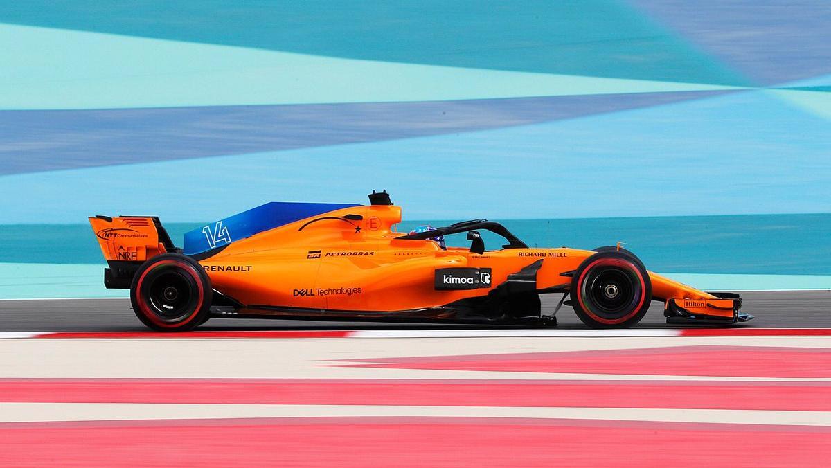Cómo ver el GP de Baréin F1 2018 gratis