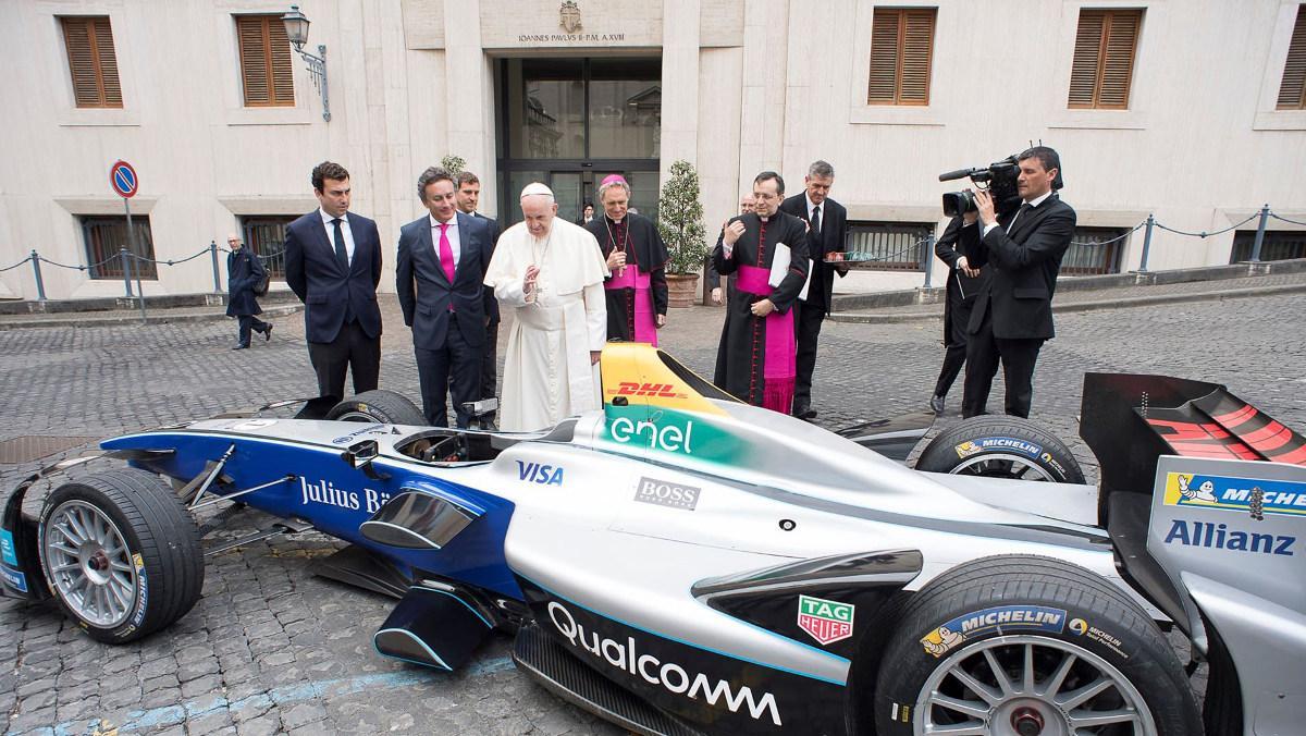 La Fórmula E es Divina
