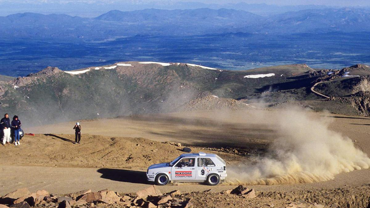 El Golf de Pikes Peak
