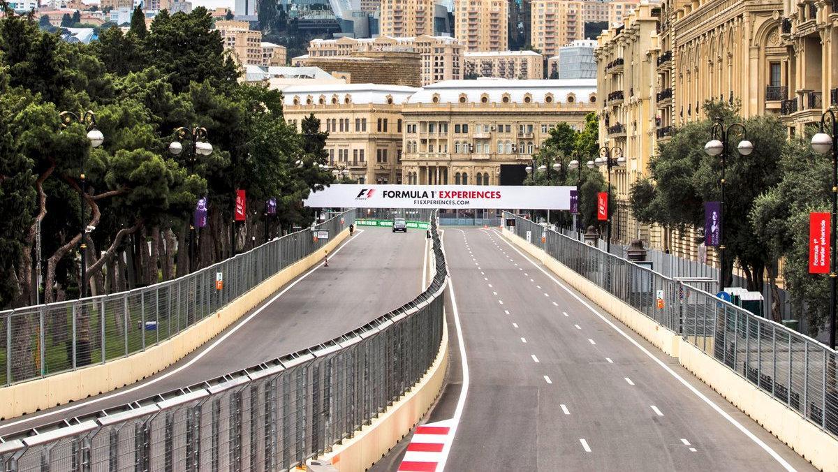 Horarios GP Azerbaiyán F1 2018