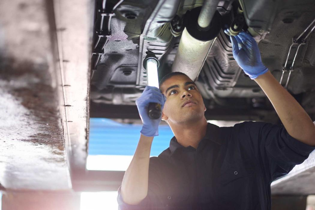 ITV coche: Inspección técnica del vehículo.