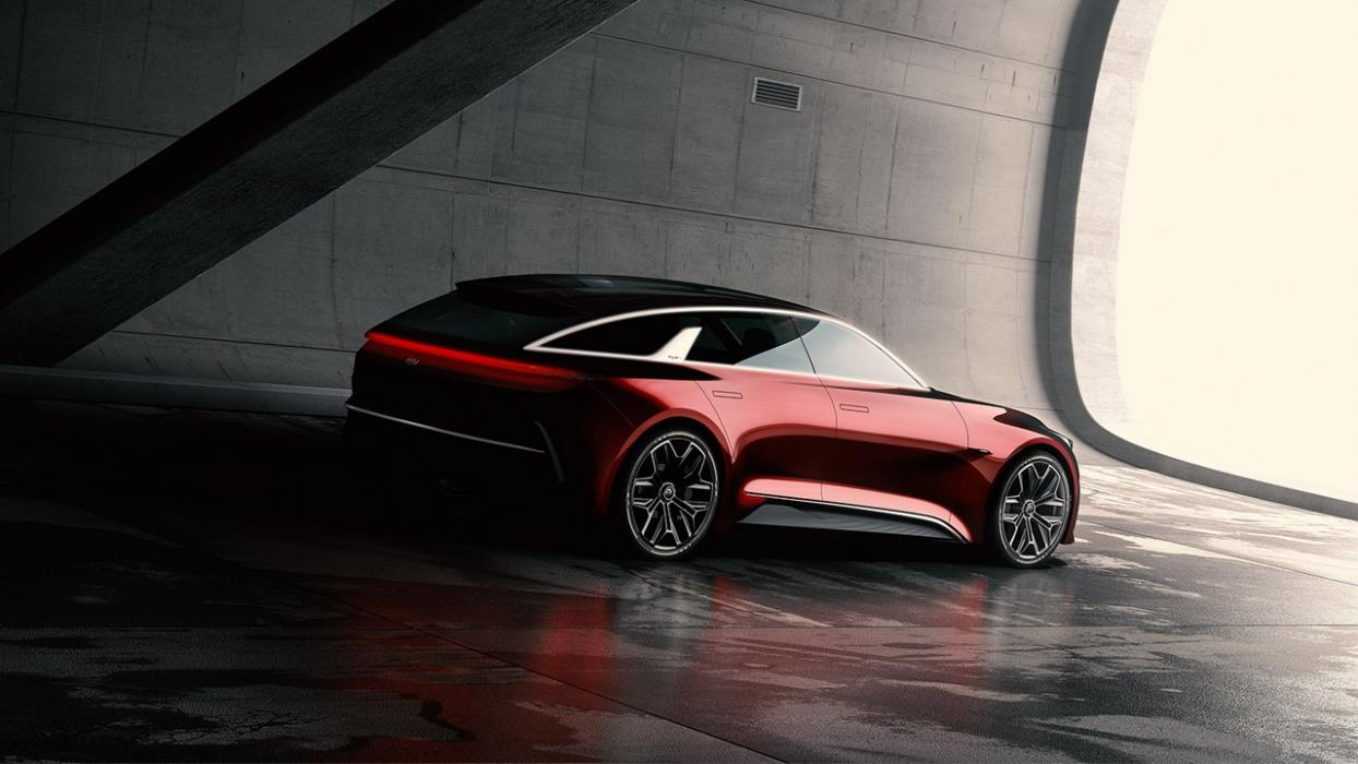 Kia Proceed Shooting Brake en el Salón de París 2018