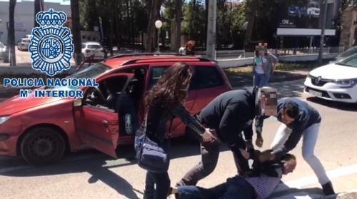 Ladrones de coches