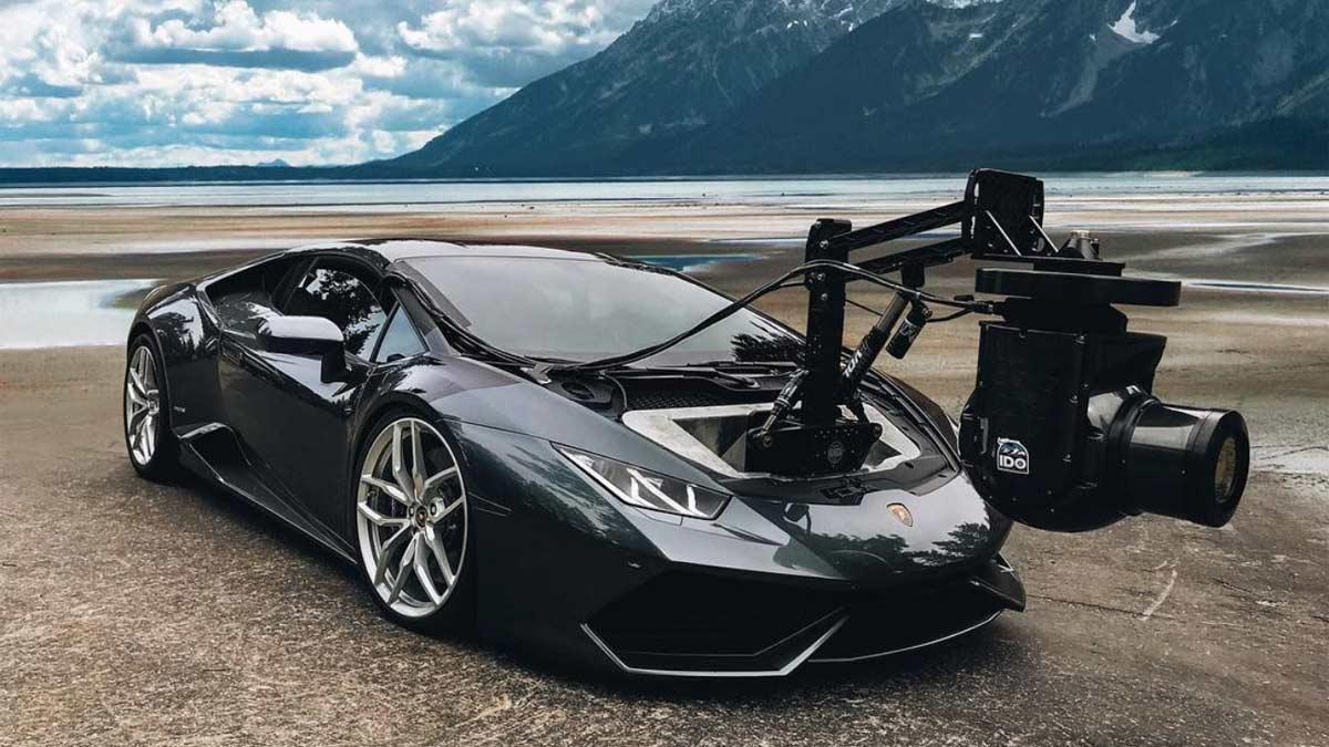 deportivo lujo altas prestaciones camera car