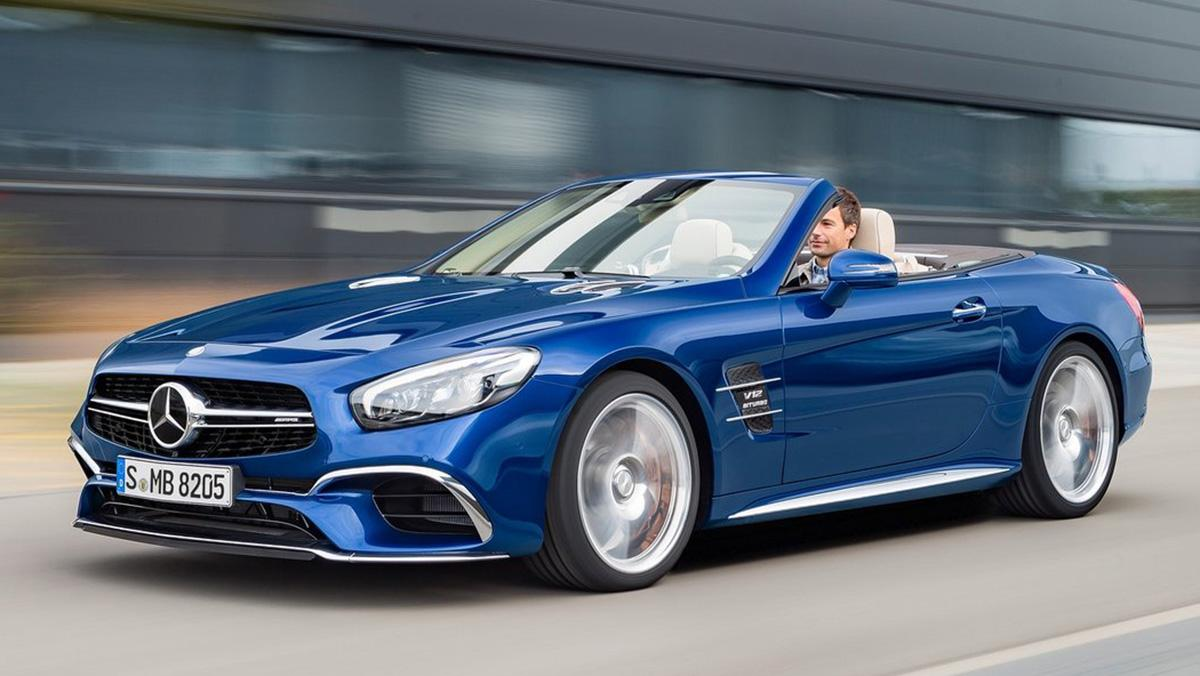 Mercedes-AMG SL 65 Roadster