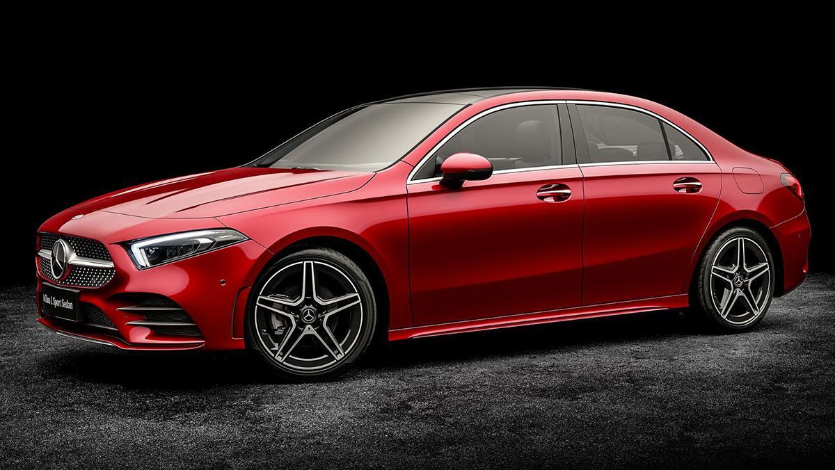 Mercedes Clase A L Sport Sedan