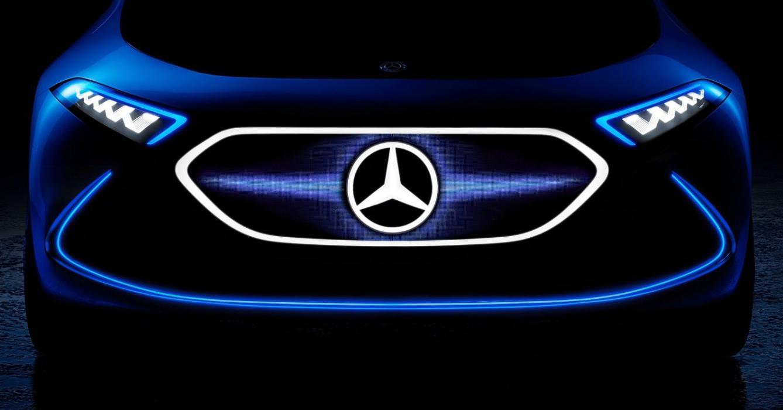 Mercedes EQ A