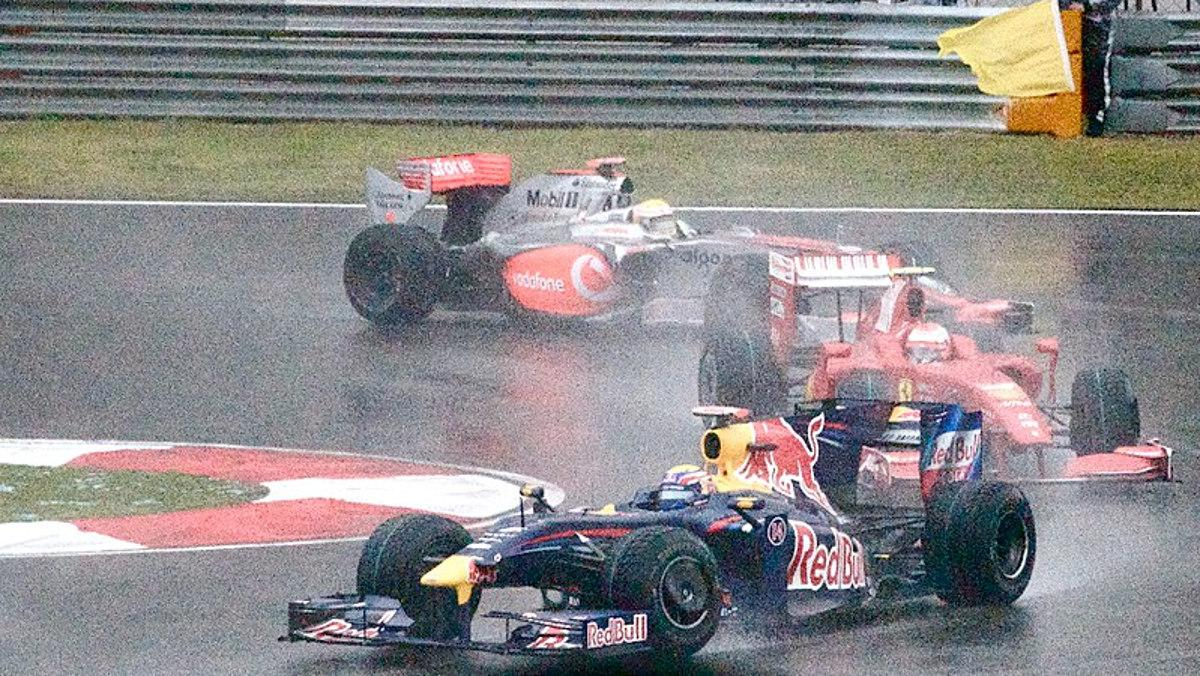 Momentos memorables GP China F1