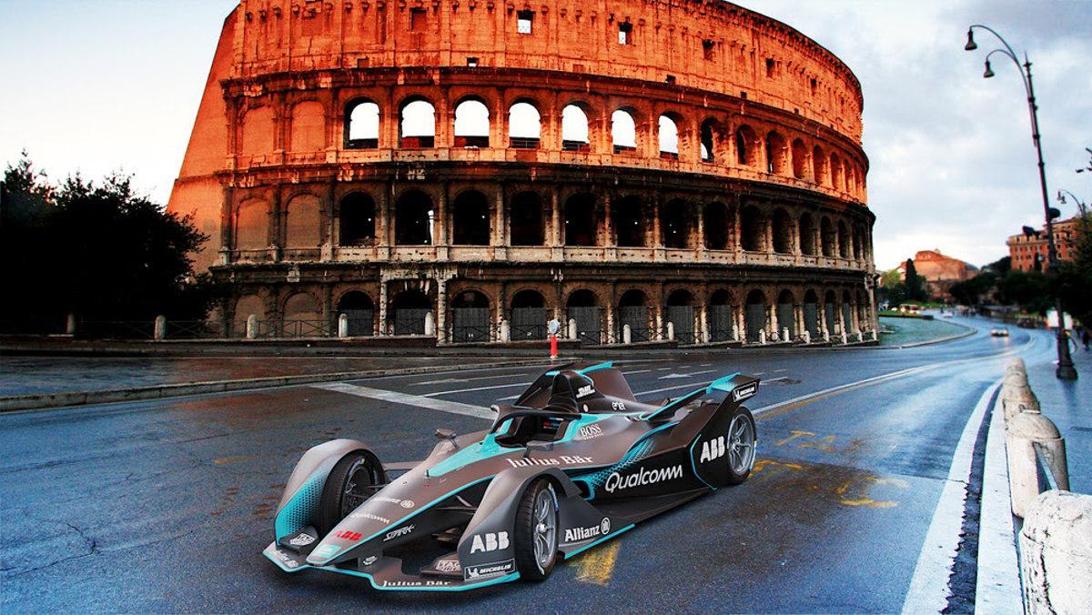 Porsche aterriza en la Fórmula E