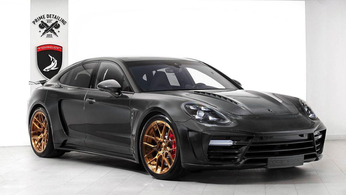 TopCar Panamera GTR Carbon 1/3