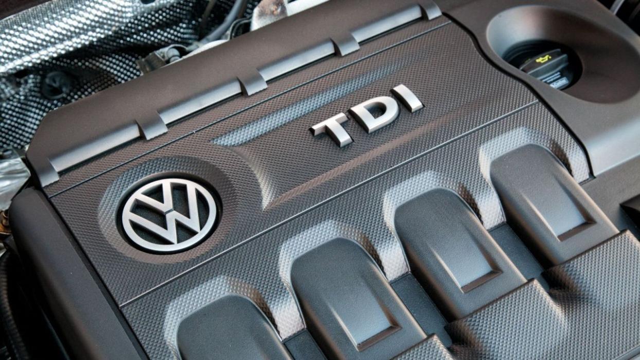 Volkswagen motor 2.0 TDI mild hybrid