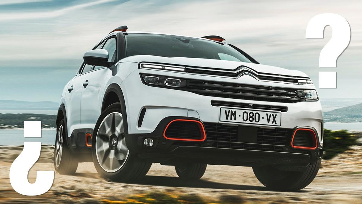 ¿Citroën C5 Aircross o Seat Ateca?