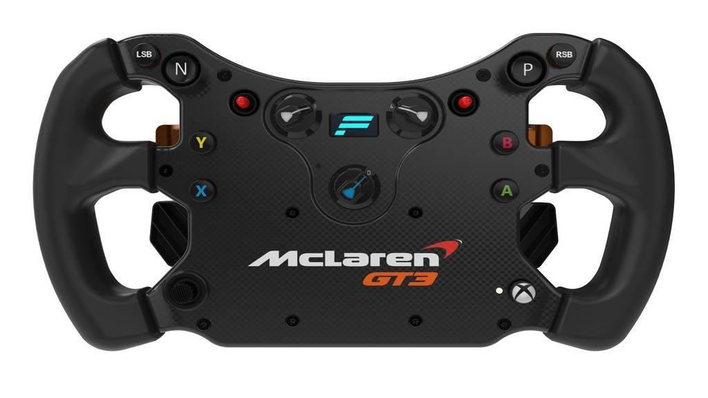 volante McLaren videojuegos