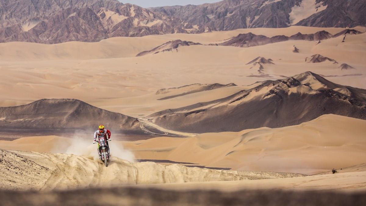 Dakar 2019, todo Perú