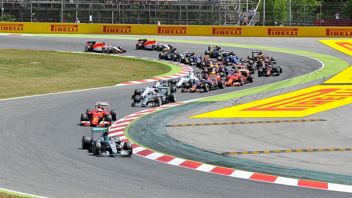 Datos GP España F1 y su circuito