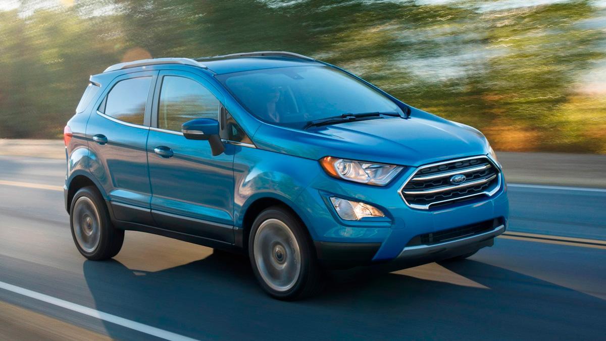 Ford Ecosport USA