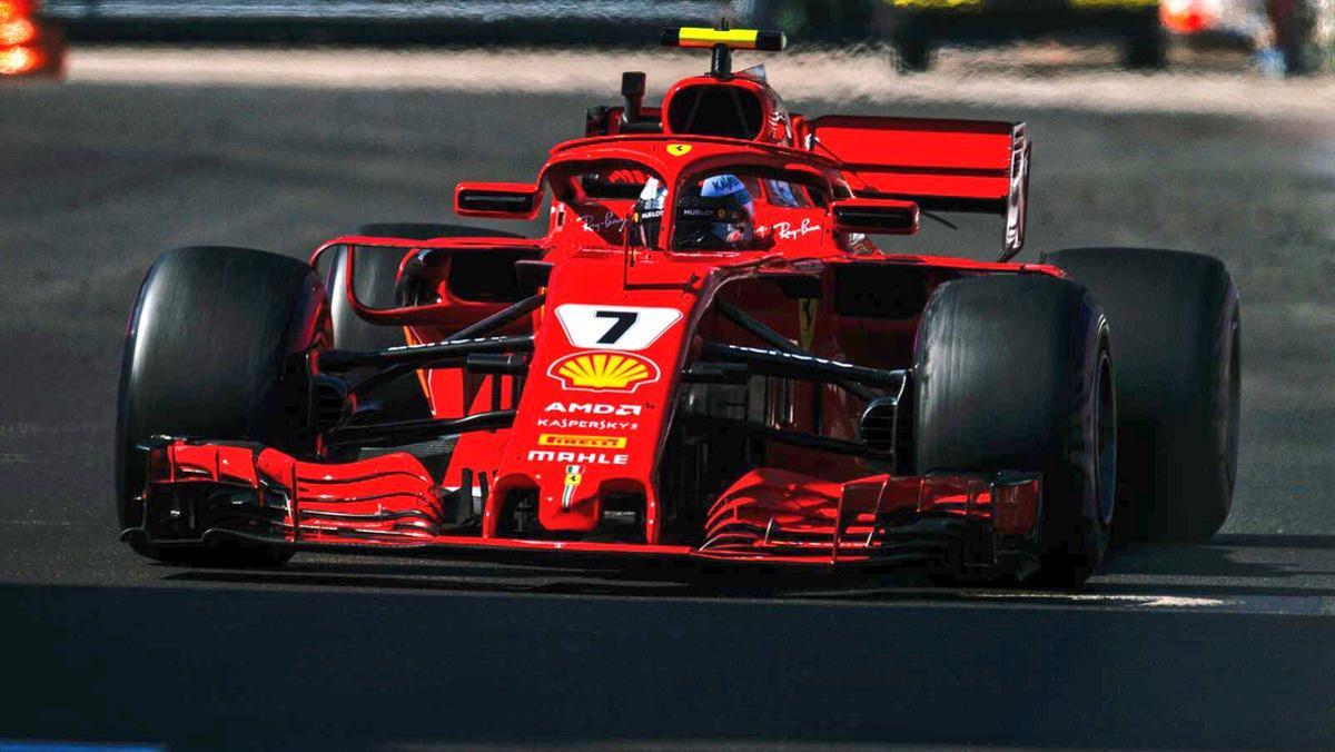 El jefe diseño de Ferrari, a Sauber