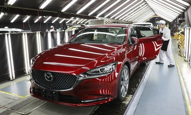 Fábrica de Mazda