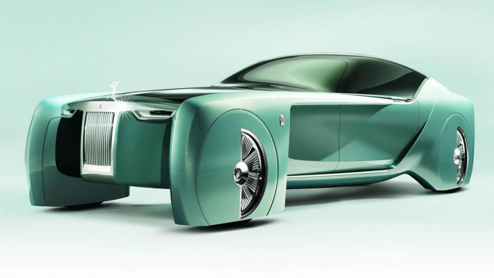 Rolls-Royce futuro