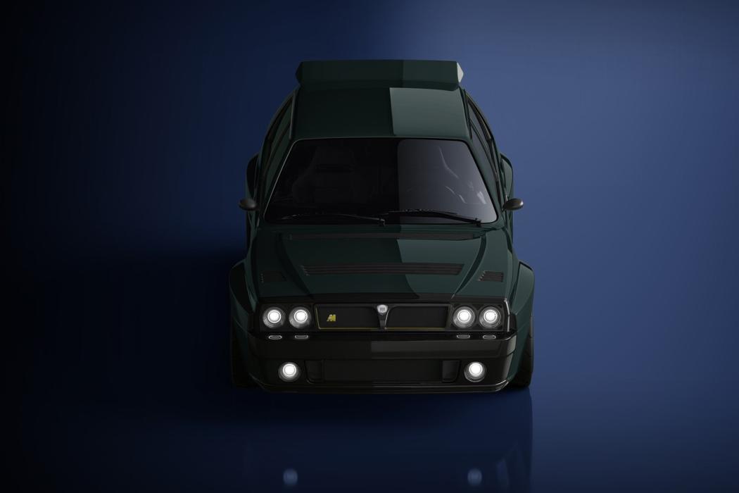 Nuevo Lancia Delta Integrale