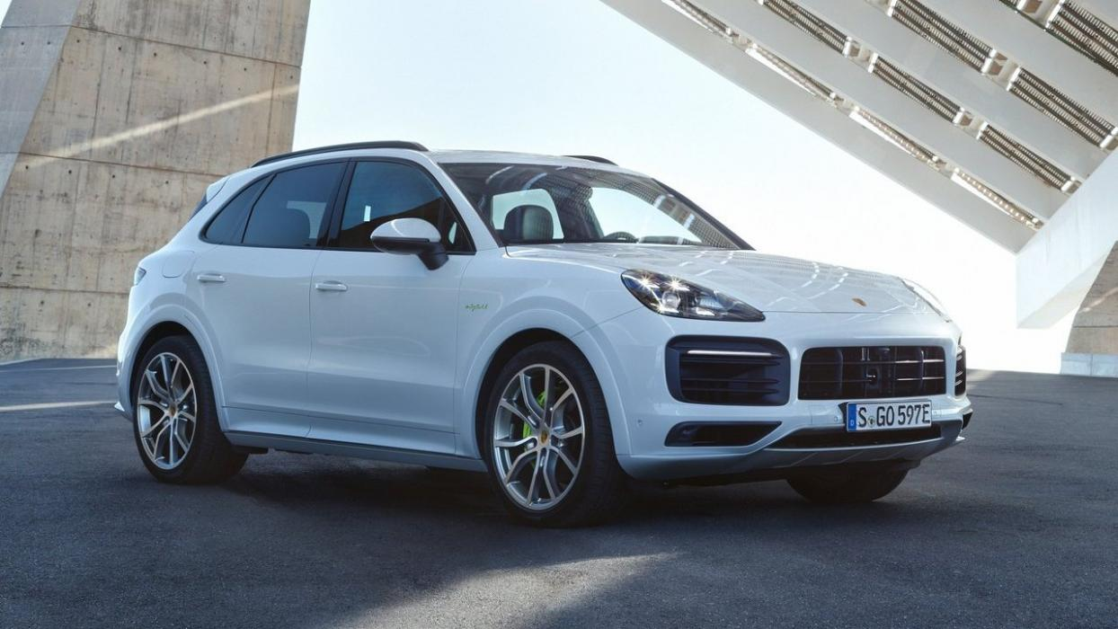 prueba porsche cayenne e hybrid 2018 un porsche diferente. Black Bedroom Furniture Sets. Home Design Ideas