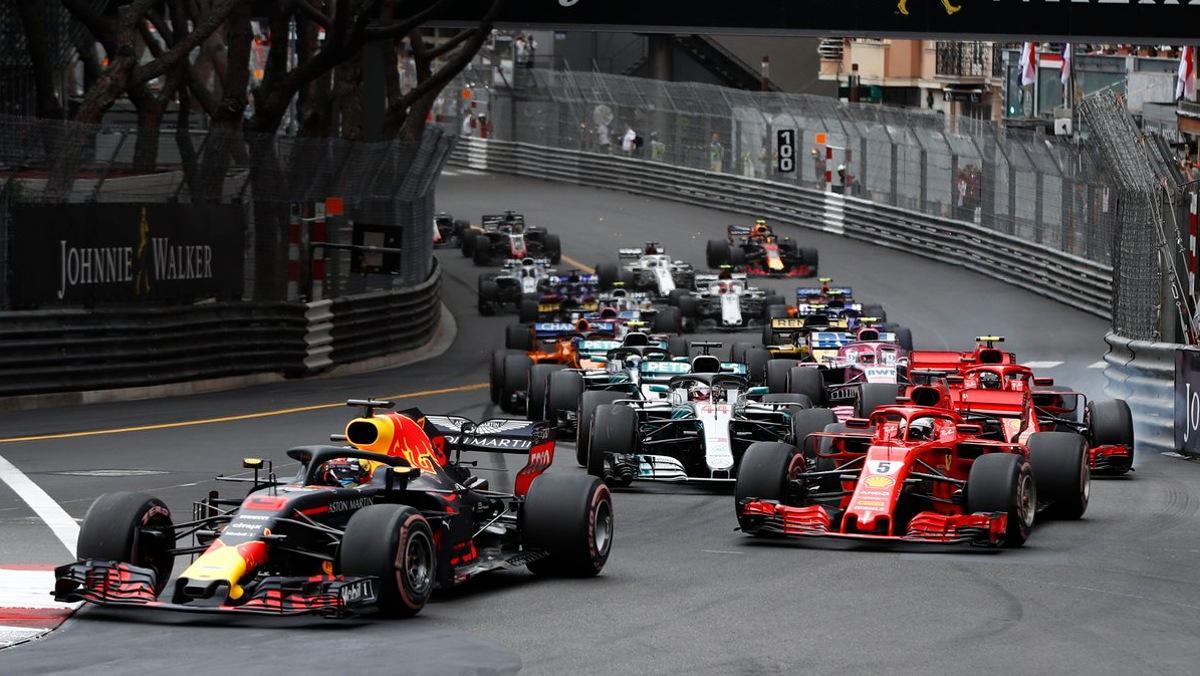 | F1 2018 T.22 | 7/11 Sanciones Gran Premio de Monaco (Montecarlo) Salida-gp-monaco-f1-2018