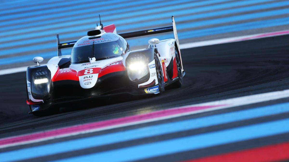 TS050 Alonso WEC 6 Horas Spa