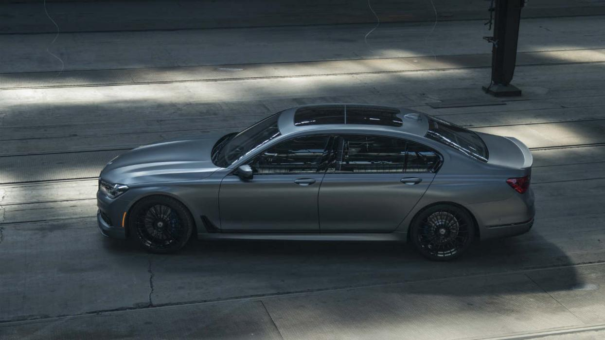 Alpina B7 Exclusive Edition