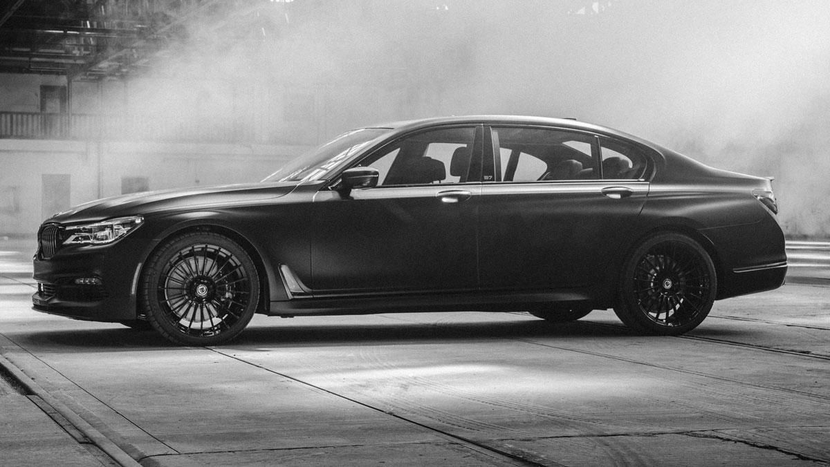 BMW Alpina B7 Exclusive Edition