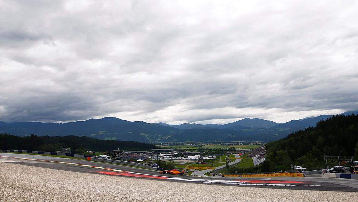 Cómo ver GP Austria F1
