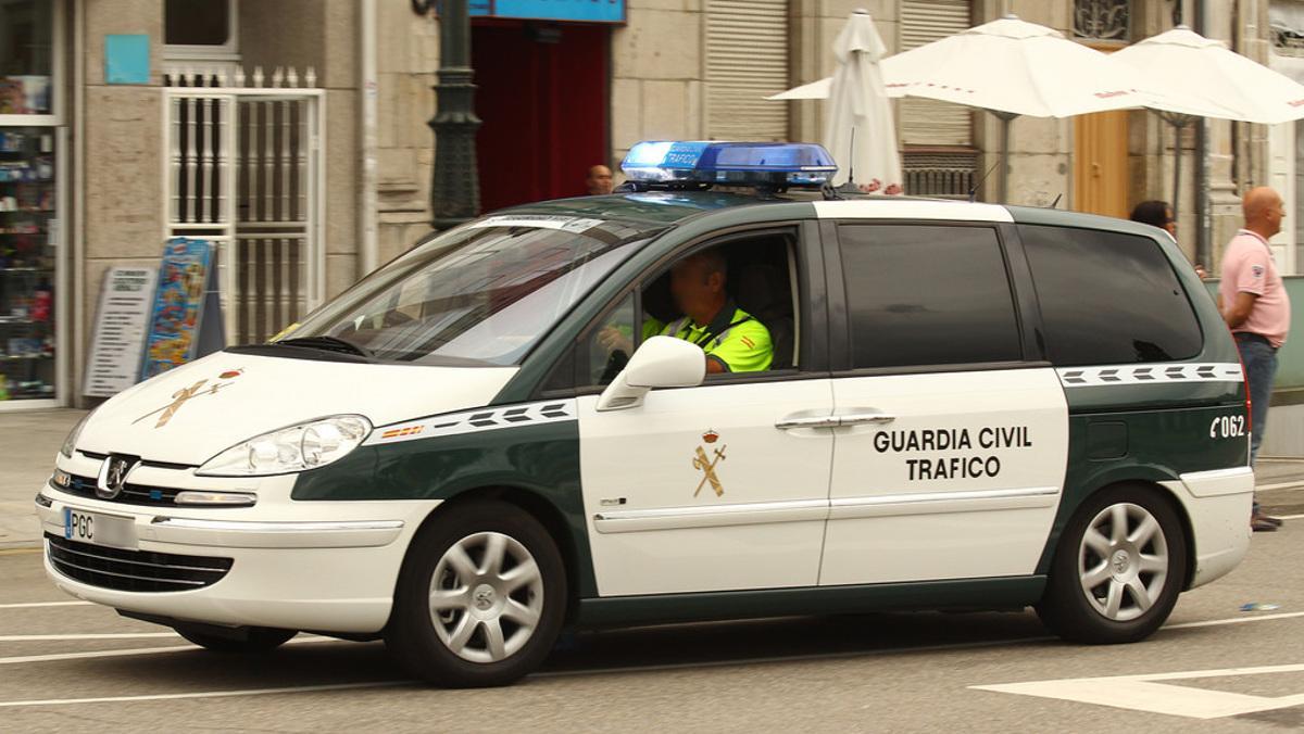Conductor de ambulancia, tasa de alcohol en Guadalajara
